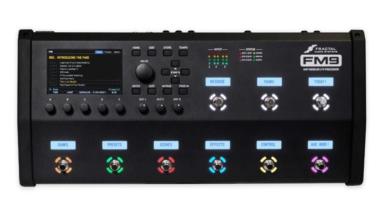 Fractal Audio Unveils the FM9