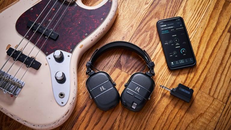 Boss Releases the Waza-Air Bass Headphones