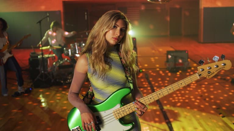 Fender Taps Blu DeTiger and Viral Stars to Launch Newest Line of Basses