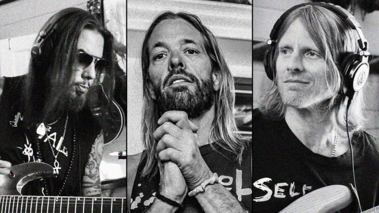Chris Chaney, Dave Navarro, and Taylor Hawkins Announce Supergroup NHC