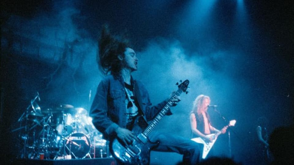 Gibson Pays Tribute To Rock 'N' Roll Dads With Interview With Father Of Late Metallica Bassist Cliff Burton