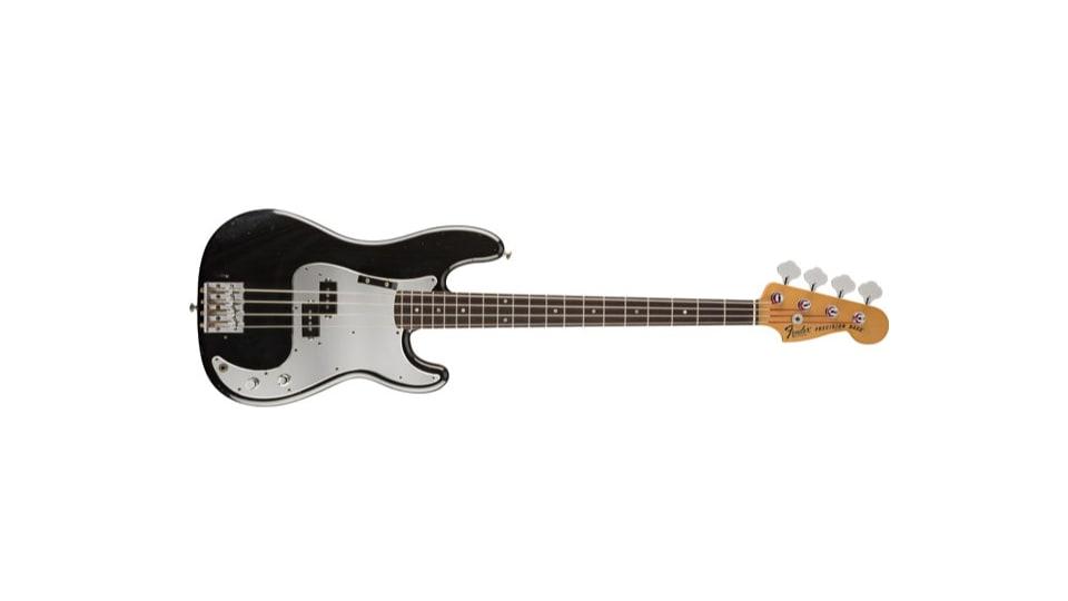 Fender Releases Phil Lynott Signature Precision Bass