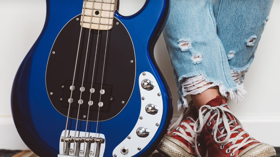 Music Man Announces The New Short Scale StingRay Bass
