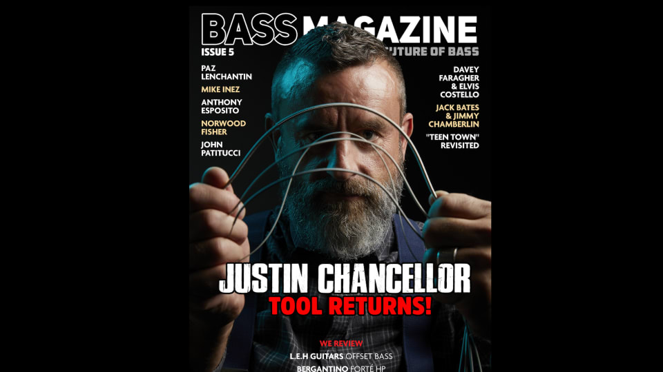 Bass Magazine – Issue Five