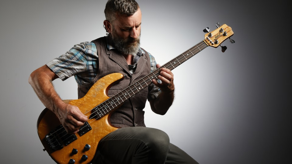 Justin Chancellor: Transcendence and Time