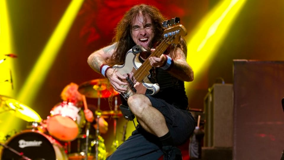Steve Harris and British Lion Share Title Track From The Upcoming Album