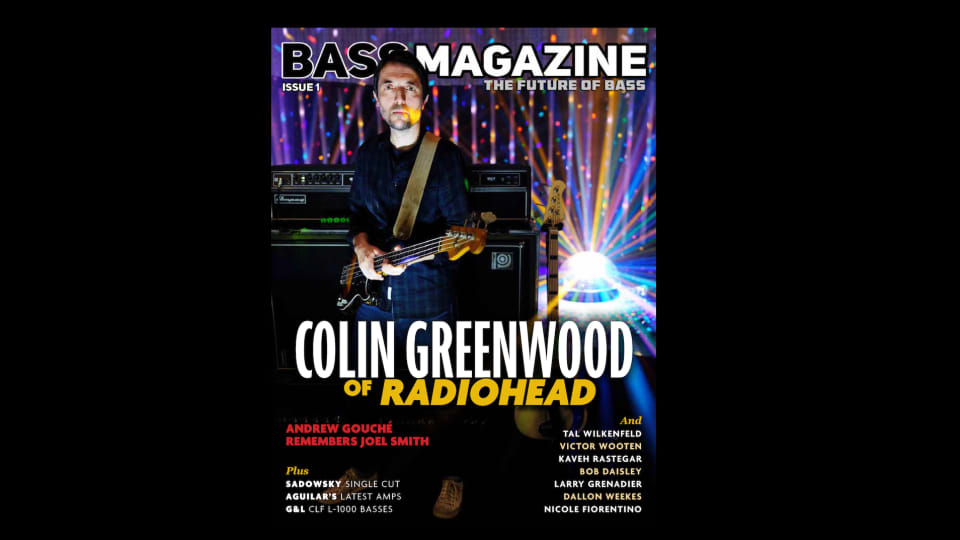 Bass Magazine – Issue One