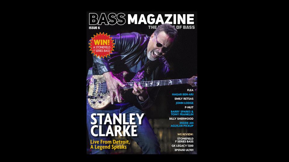 Bass Magazine – Issue Six
