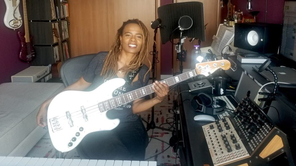 Bass Magazine Lockdown Check-In With Divinity Roxx