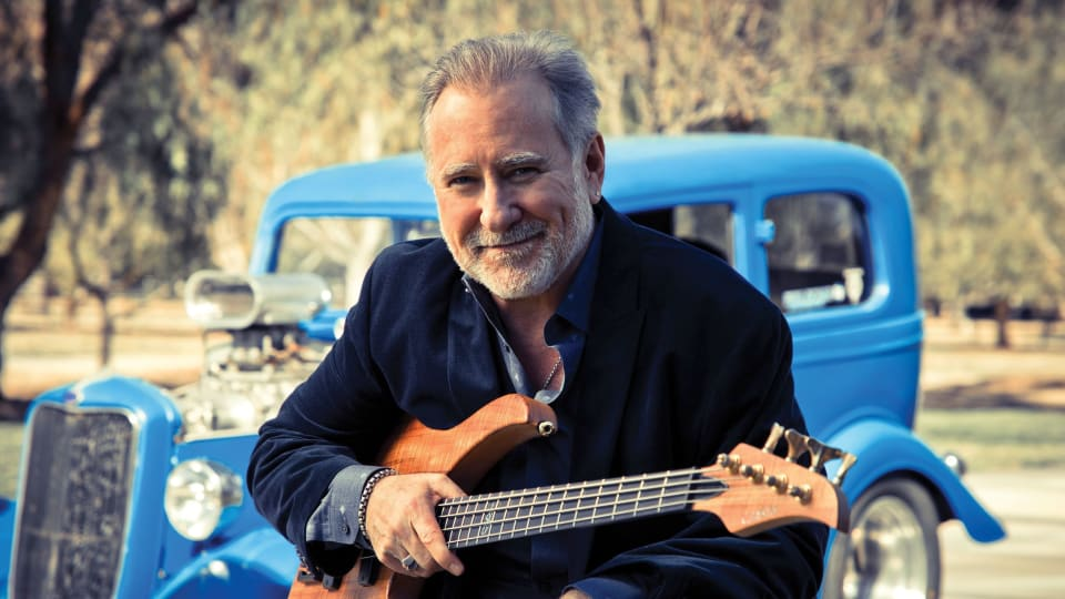 Brian Bromberg Announces New Album 'A Little Driving Music'