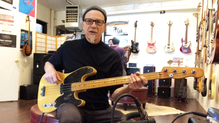 Ed Friedland's Road Report: The Bass Whisperer Hits The Big Apple (Video)