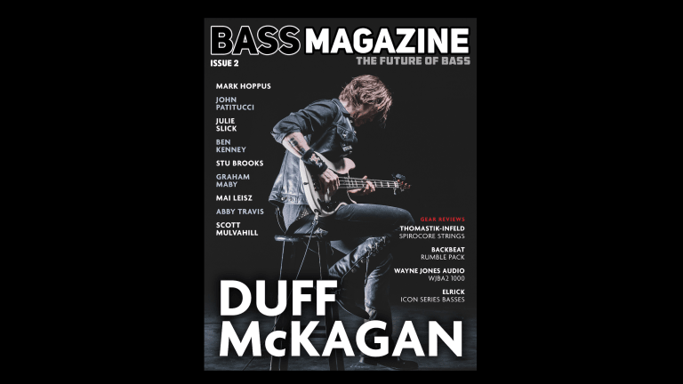 Bass Magazine – Issue Two