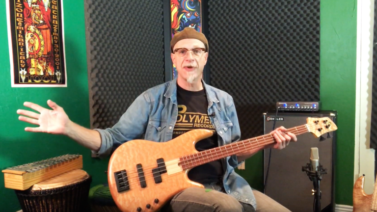 Video Review: Ed Friedland Demos the Elrick Gold Series Icon Basses