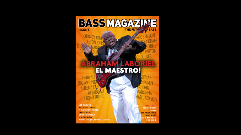 Bass Magazine – Issue Three