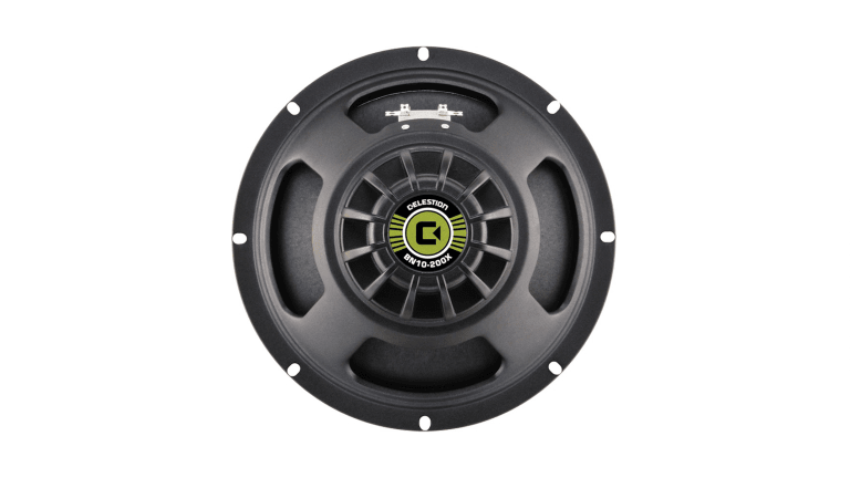 Celestion Adds the New BN10-200X to Their Line of Bass Impulse Responses