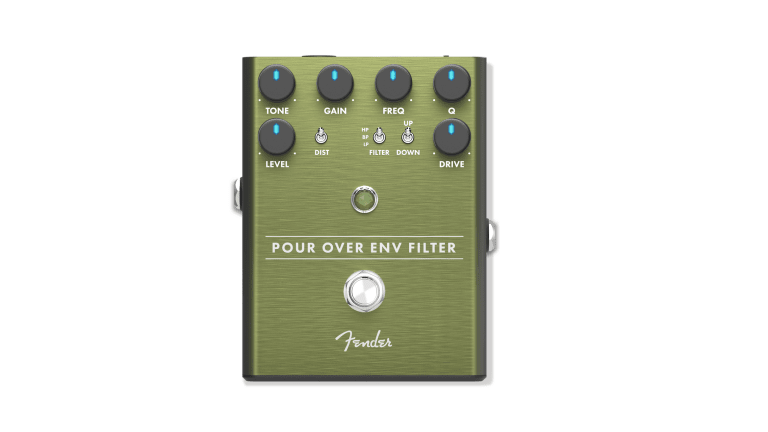 Fender Expands Their Pedal Line With Six New Effects