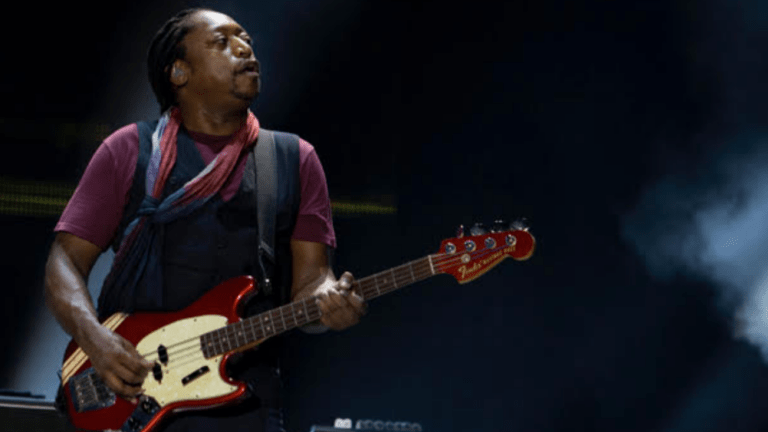 Bass Magazine Presents Darryl Jones of the Rolling Stones Master Clinic at The California Jazz Conservatory