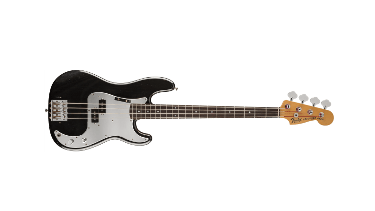 Fender Custom Shop Reveals the Phil Lynott Signature Bass