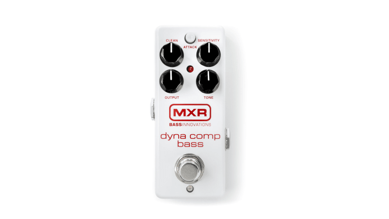 Review: MXR M282 Dyna Comp Bass Compressor