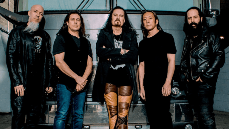 "Dream Theater Announce North American Let of ""Distance Over Time"" Tour"