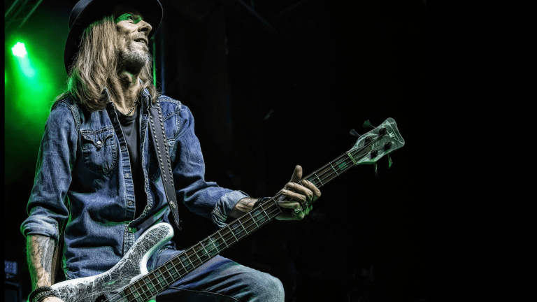 Rex Brown to Sell Basses, Amps, & More Used Throughout His Career on Reverb
