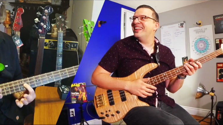 "Watch Jason Raso and Stu Hamm Perform ""The Pork-Chop Express"" (Video)"