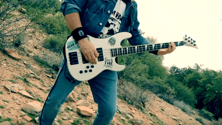 """David Ellefson Releases New Video For First Single """"Sleeping Giants"""" Off Upcoming Debut Solo Album"""
