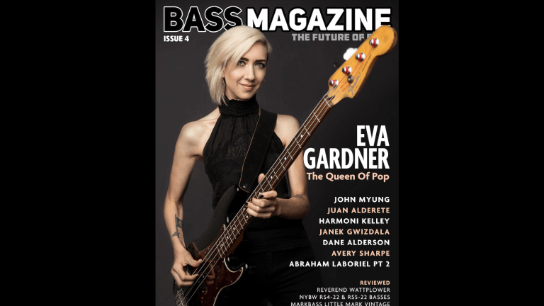 Bass Magazine – Issue Four