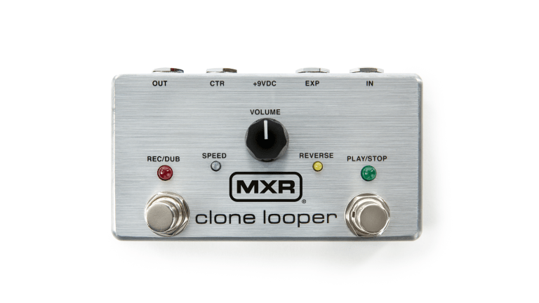 MXR Announces The New Clone Looper Pedal