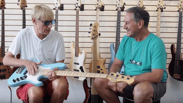 Partners: Will Lee & Sadowsky Guitars