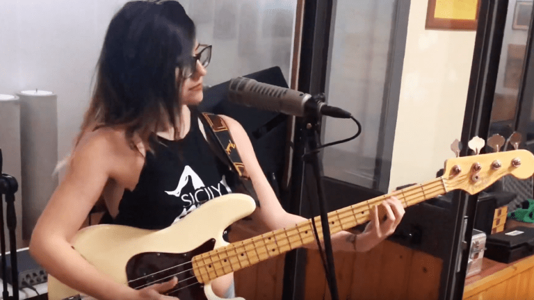 "Watch Melissa Petitto Perform the Commodores' ""Brick House"""