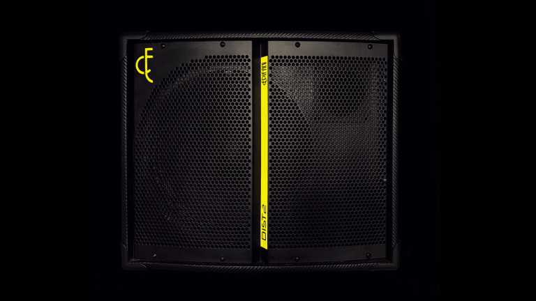 Epifani Releases New DIST2 Dual-Impedance Bass Speaker Cab