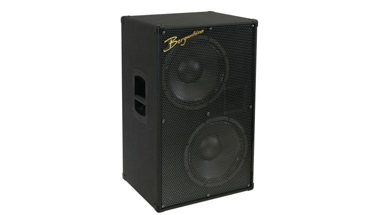 Bergantino Releases New HG312 Bass Cabinet