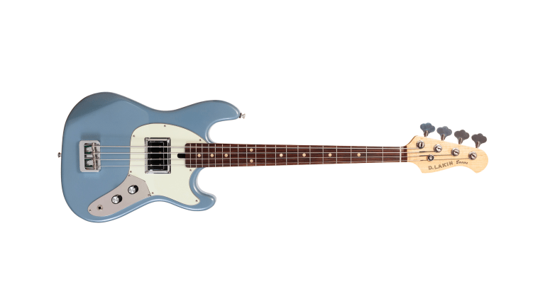 Dan Lakin Launches New All USA-Made Line of Electric Bass Guitars