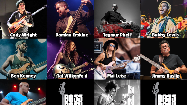 The Bass Bash 2020 Hits NAMM January 16th & 17th