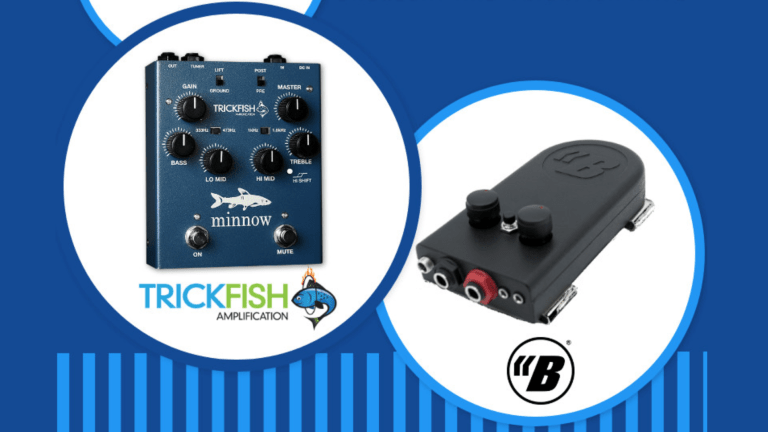 Win Great Prizes With Backbeat and Trickfish Amplification's NAMM Sweepstakes