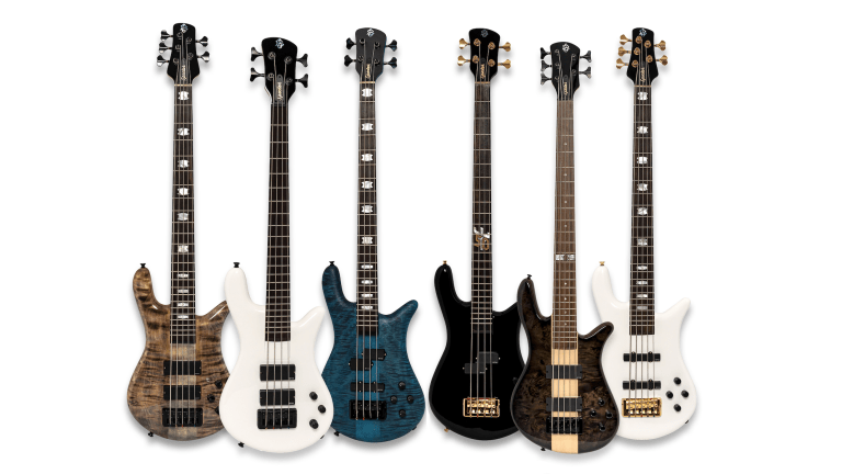 Spector Announces New Signature Basses and Model Updates