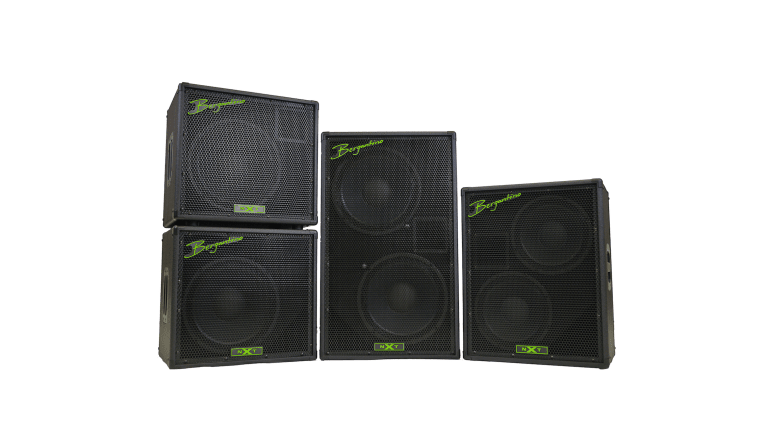 Bergantino Launches NXT Series Neo X-Treme Technology Cabinets
