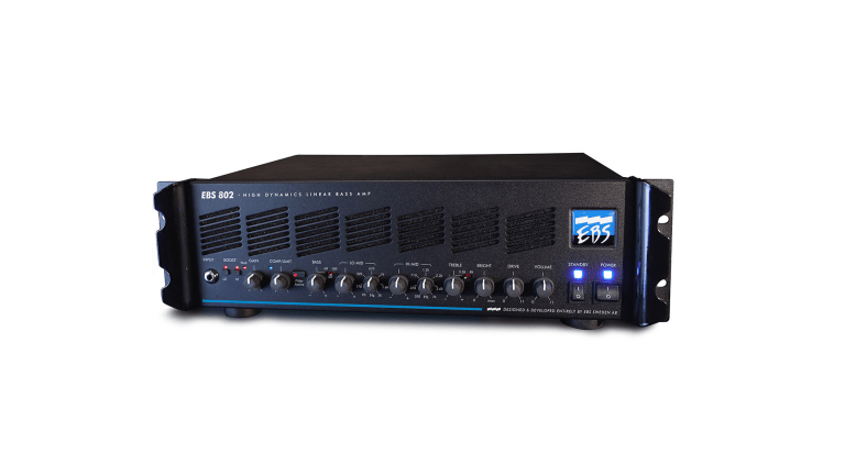 EBS Launches the EBS 802 Bass Head