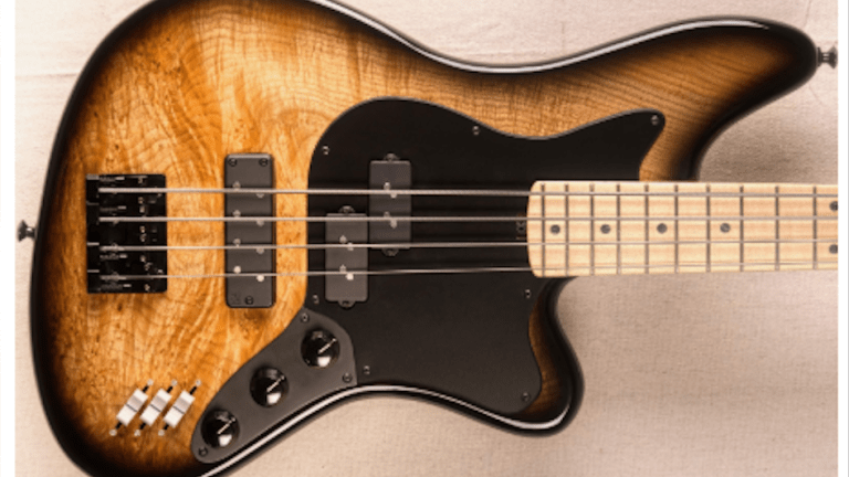 LEH Guitars Releases their Latest 4-String Bass at the 2019 NAMM Show