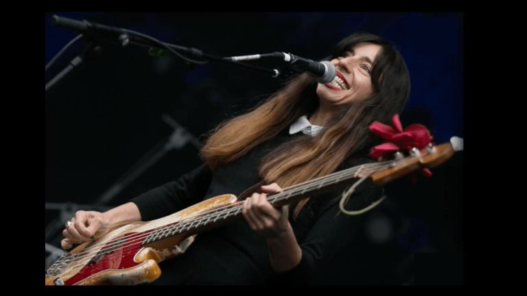 Paz Lenchantin and Pixies Announce New Album Set For September Release