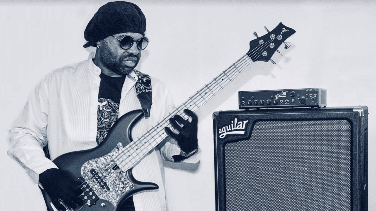 Aguilar Amplification Welcomes Etienne Mbappé to Their Artist Roster
