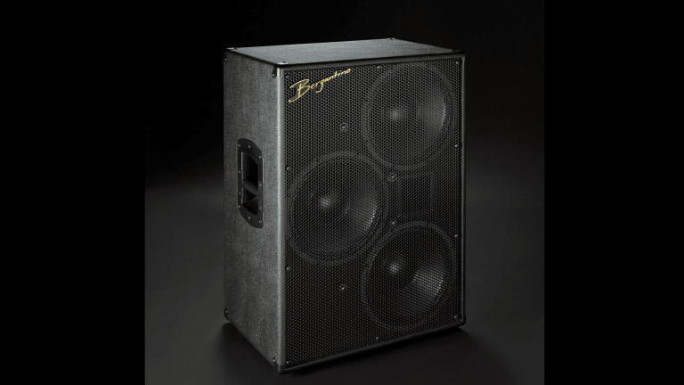 Bergantino Audio Systems Releases New Holographic HG412 Cabinet