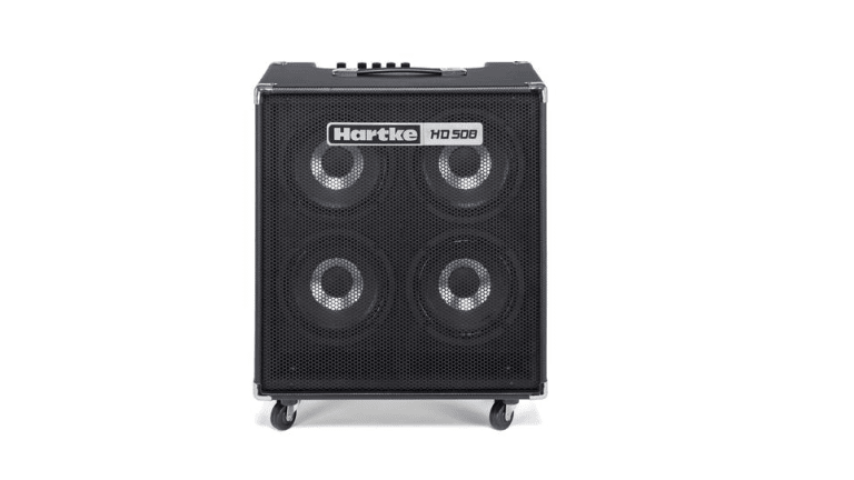 Hartke Announces Their New Powerful HD508 Combo Amp
