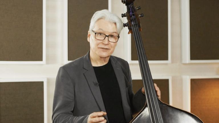 John Goldsby Offers Jazz Bass Volume 1: Building Up Online Bass Course
