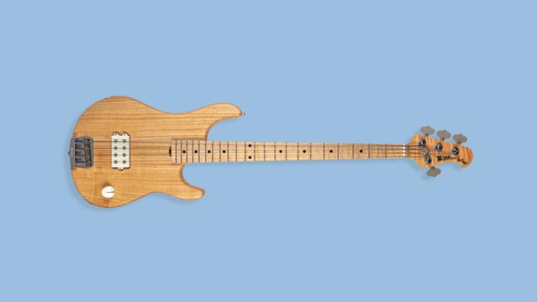 Music Man Releases the New Joe Dart Signature Series Bass