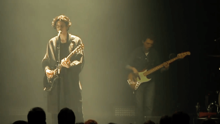 "Colin Greenwood of Radiohead Performs ""Indigo Night"" with Egyptian Performer Tamino (Watch)"