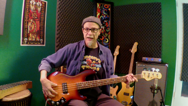 Video Review: G&L Guitars CLF L-1000 Basses