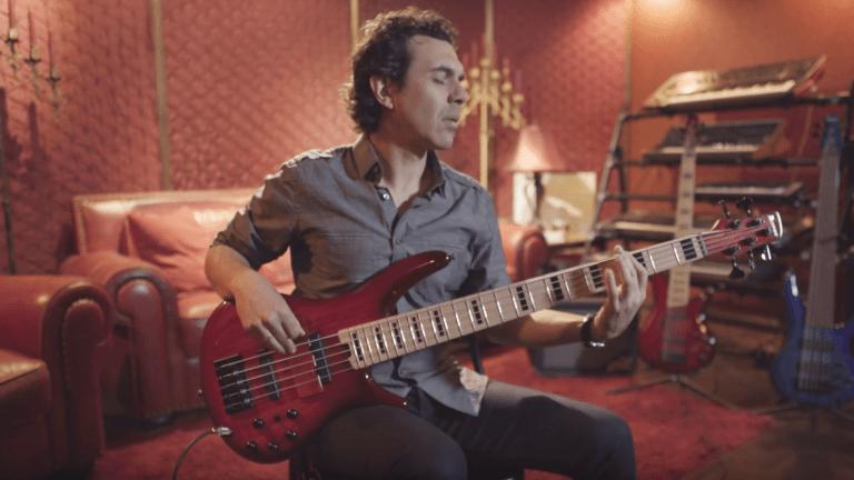 Watch Adam Nitti Demo His New Ibanez ANB205 Signature Bass