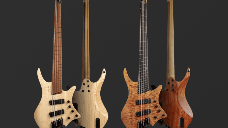 Strandberg Guitars Releases The Boden Bass